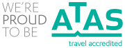 Travel Accredited ATAS Logo Version Landscape