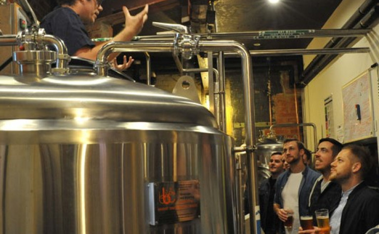 Clifton Hill 3 Brewery Tour