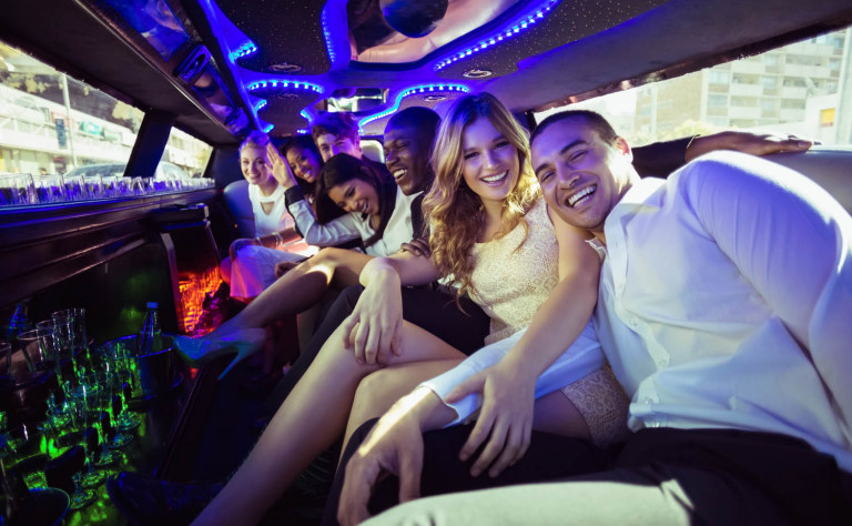 group in limo