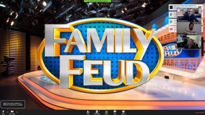 virtual team family fued