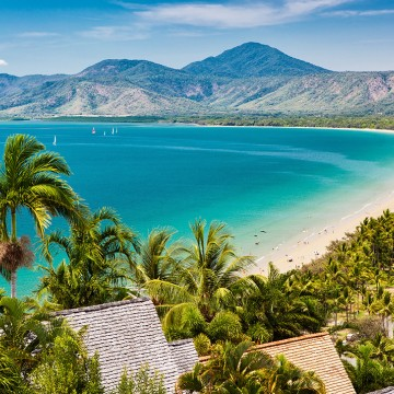Port Douglas view